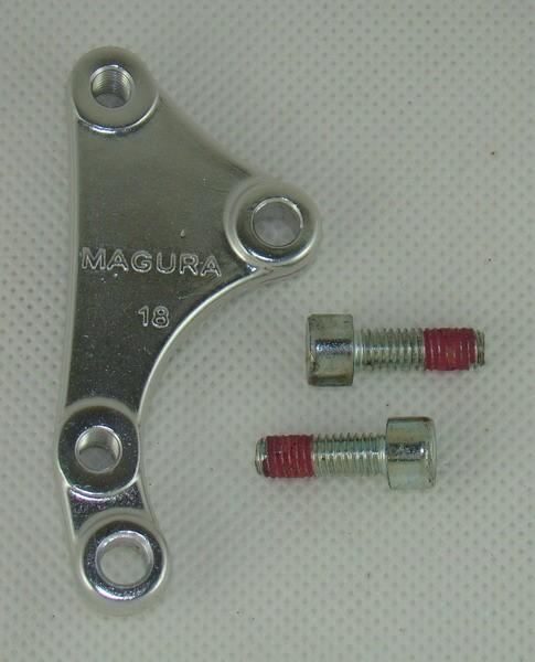Adapter MAGURA Louise FR Boxxer 180SL