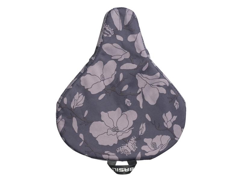 Pokrowiec na siodło BASIL MAGNOLIA SADDLE COVER wododporny, blackberry (NEW)
