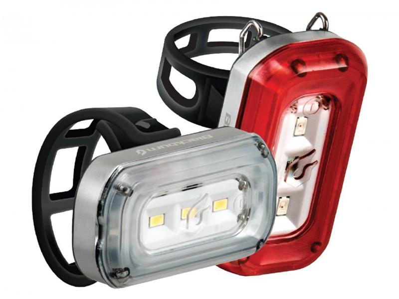 Zestaw Lampki BLACKBURN CENTRAL 100 przód 100 lumenów, 20 lumenów tył USB (DWZ)