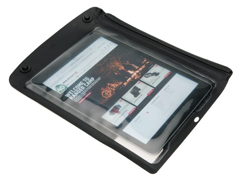 Torba na mapę BLACKBURN BARRIER MAP (na tablet) wodoodporna czarna