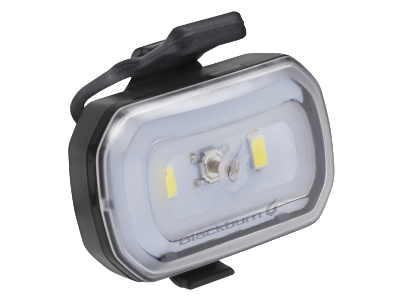 Lampka przednia BLACKBURN CLICK USB 60 lumenów czarna pudełko 8szt