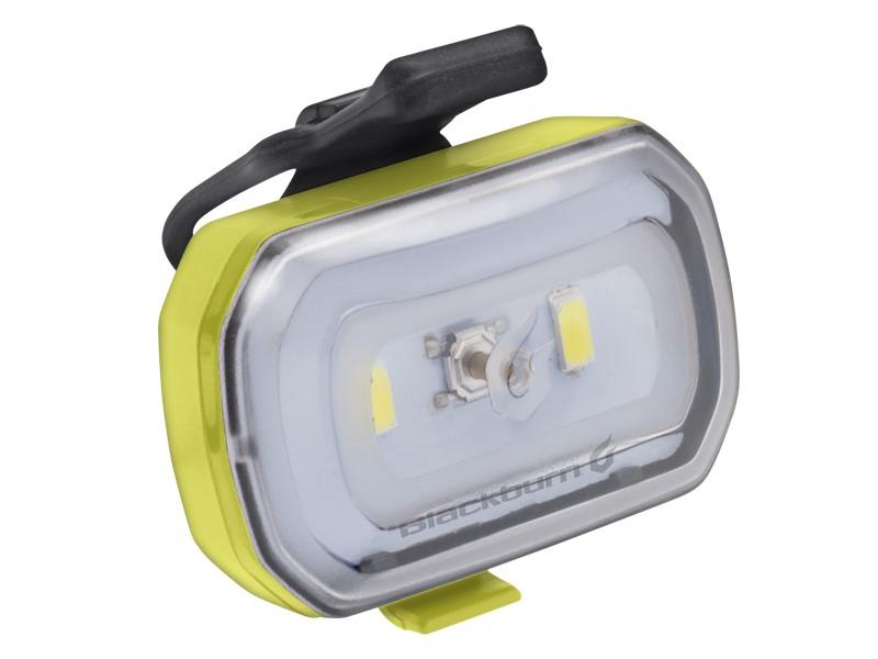 Lampka przednia BLACKBURN CLICK USB 60 lumenów żółta