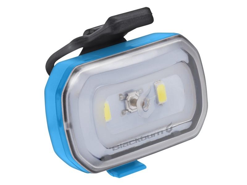 Lampka przednia BLACKBURN CLICK USB 60 lumenów niebieska
