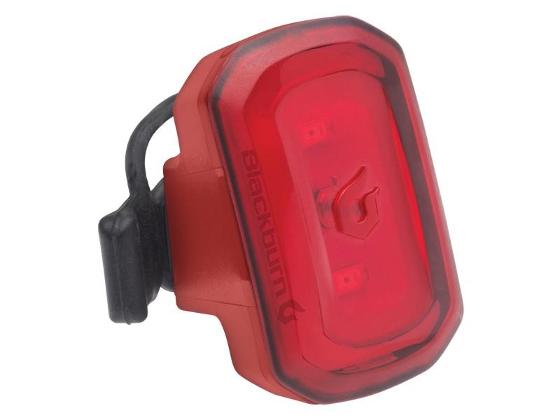 Lampka tylna BLACKBURN CLICK USB 20 lumenów czerwona