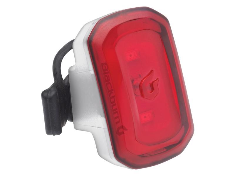 Lampka tylna BLACKBURN CLICK USB 20 lumenów biała