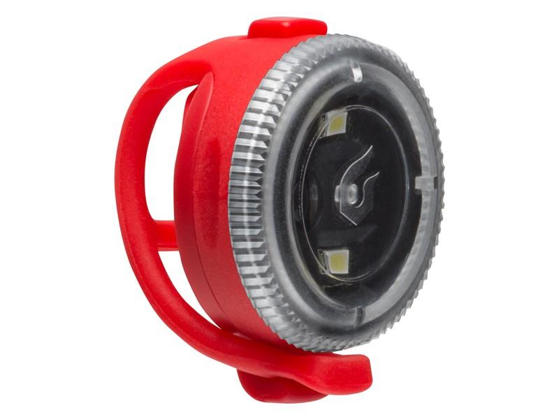Lampka przednia BLACKBURN CLICK 20 lumenów czerwona