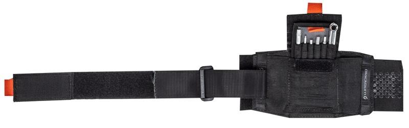 Kluczyk podręczny BLACKBURN SWITCH WRAP 15-funkcji srebrny (NEW)