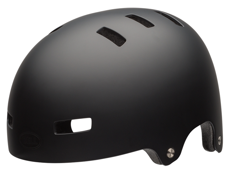 Kask bmx BELL LOCAL matte black roz. S (51–55 cm) (NEW)