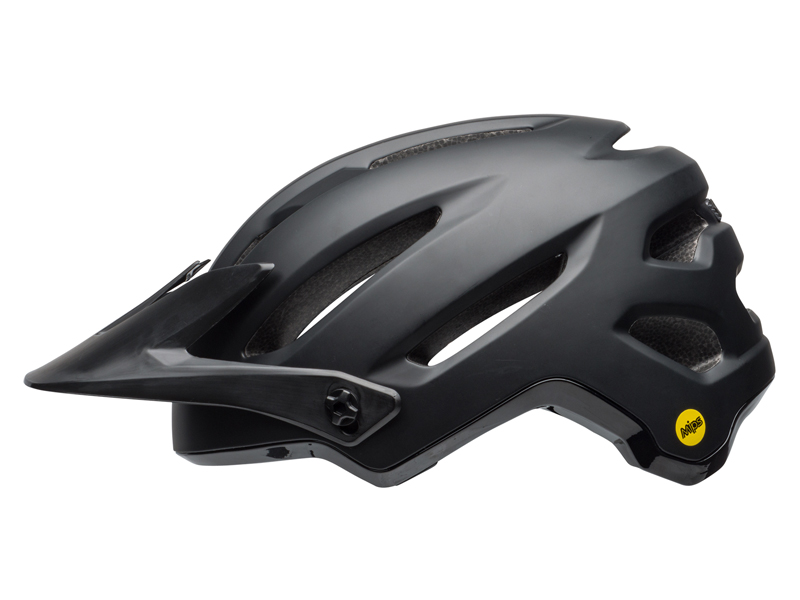 Kask mtb BELL 4FORTY INTEGRATED MIPS matte gloss black roz. XL (61-65 cm) (NEW)