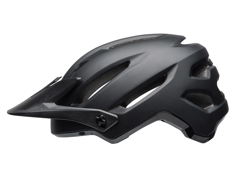 Kask mtb BELL 4FORTY matte gloss black roz. S