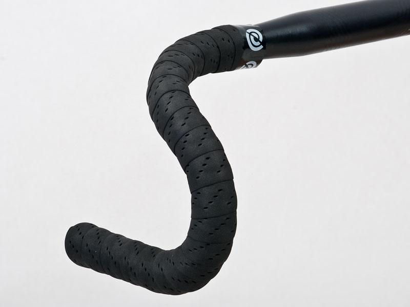 Owijka na kierownicę BIKE RIBBON EOLO TECNO gr.2,5mm czarna