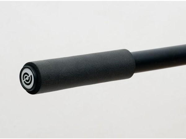 Chwyty kierownicy BIKE RIBBON SIO2 SOFT GRIP 130mm 70gram silikon czarne