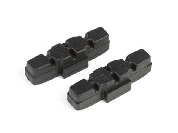 Klocki hamulcowe CLARK'S CP310 MTB (MAGURA HS11, HS33, HS66, Do hamulców hydraulicznych, Warunki Suche) 37mm czarne