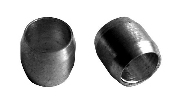 Baryłka zaciskowa przewodu hydraulicznego CLARK'S SHIMANO XTR(BR-M965) XT(BR-M755) Saint(BR-M800) Deore XT(BR-M765) Deore(BR-M555),MAGURA,AVID,HAYES,FORMULA B4,SRAM 9.0,HOPE C2,GRIMECA, roz.S 50szt.