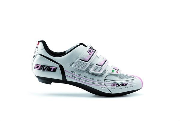 Buty szosa DMT VISION WOMAN biało różowe roz. 41