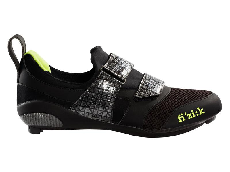 Buty triathlonowe FIZIK K1 UOMO czarne roz.41