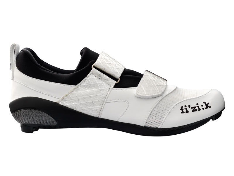 Buty triathlonowe FIZIK K1 UOMO białe roz.41