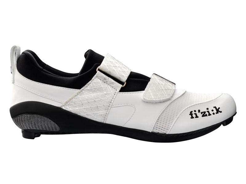 Buty triathlonowe FIZIK K1 UOMO białe roz.46