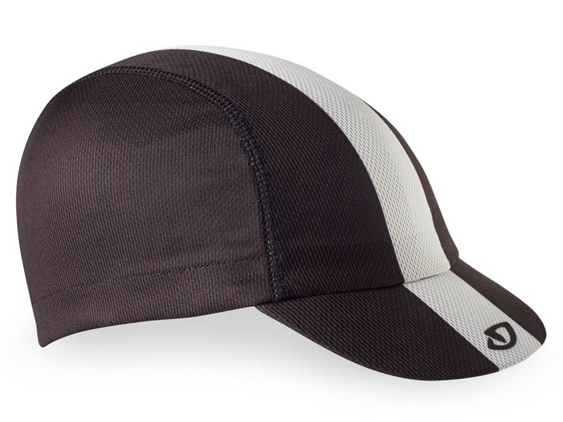 Czapka GIRO PELOTON CAP black white grey (NEW)