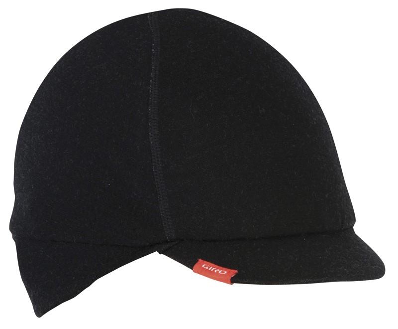 Czapka GIRO MERINO SEASONAL WOOL CAP black roz. S/M (NEW)