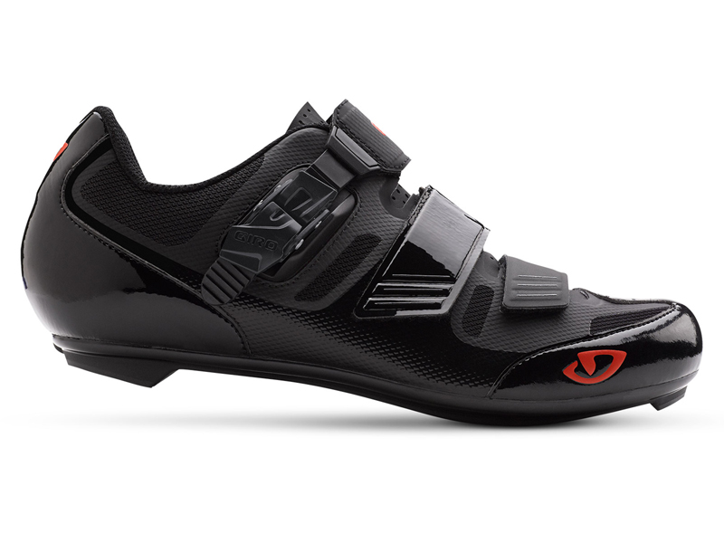 Buty męskie GIRO APECKX II HV+ black bright red roz.44 (NEW)