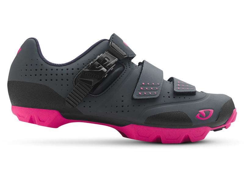 Buty damskie GIRO MANTA R dark shadow bright pink roz.37