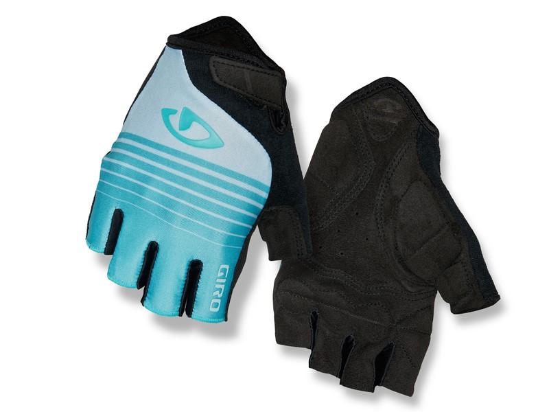 Rękawiczki damskie GIRO JAG'ETTE krótki palec mint glacier roz. S (obwód dłoni 153-169 mm / dł. dłoni 153-160 mm)
