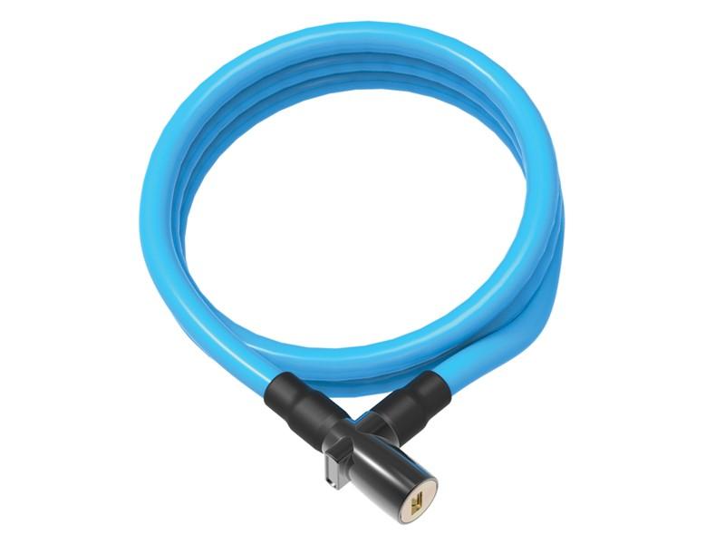 Zapięcie rowerowe ONGUARD 8192BU Linka - 8mm 150cm - 2 x Klucze niebieskie (NEW)