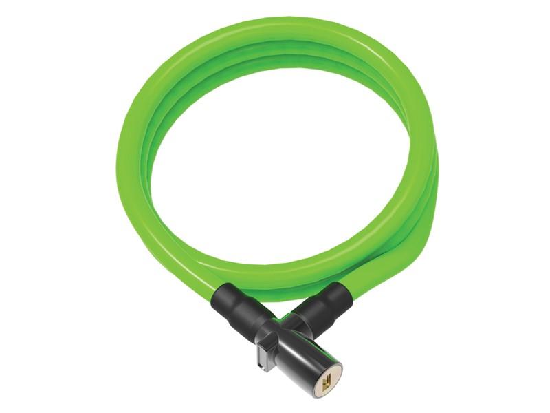 Zapięcie rowerowe ONGUARD 8192GR Linka - 8mm 150cm - 2 x Klucze zielone (NEW)