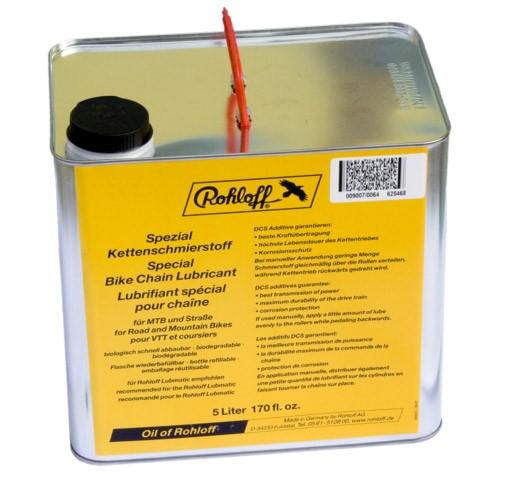 Specjalny olej ROHLOFF kanister 5 litrów