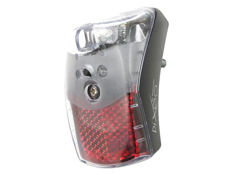Lampka tylna na błotnik SPANNINGA PIXEO XB + baterie