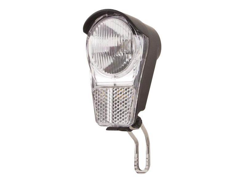 Lampka przednia SPANNINGA GALEO XB 4luxy + baterie