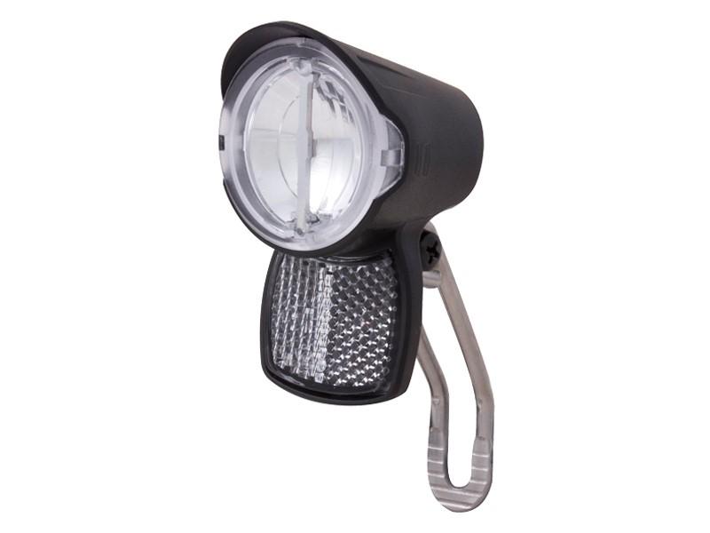 Lampka przednia SPANNINGA BRIO 15luxów/80 lumenów pod dynamo