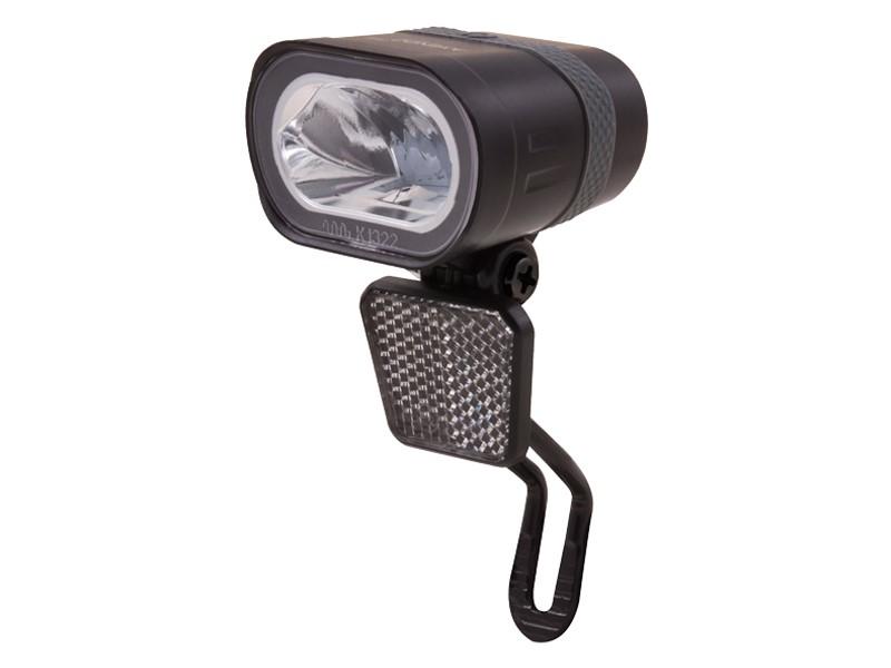 Lampka przednia SPANNINGA AXENDO 40 XE 40luxów/200 lumenów do rowerów e-bike 6-36VDC