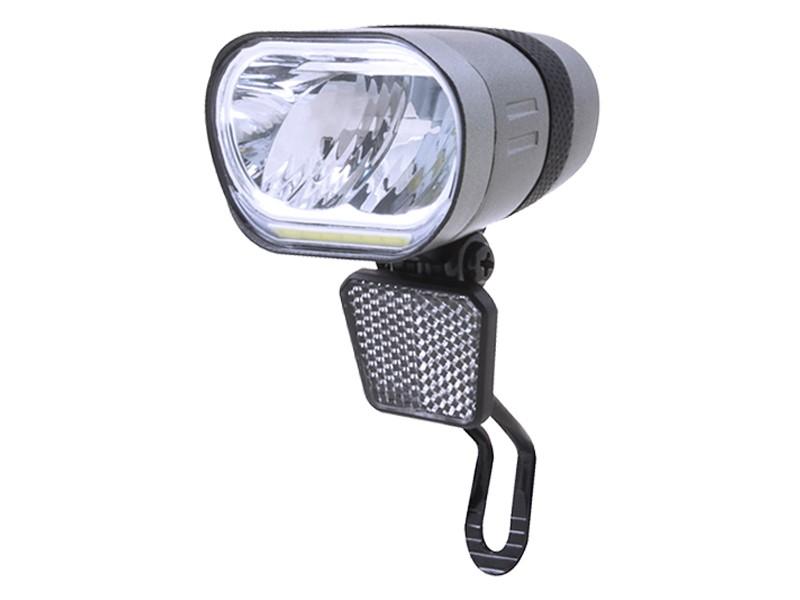 Lampka przednia SPANNINGA AXENDO 60 XDAS DRL 60luxów/300 lumenów pod dynamo
