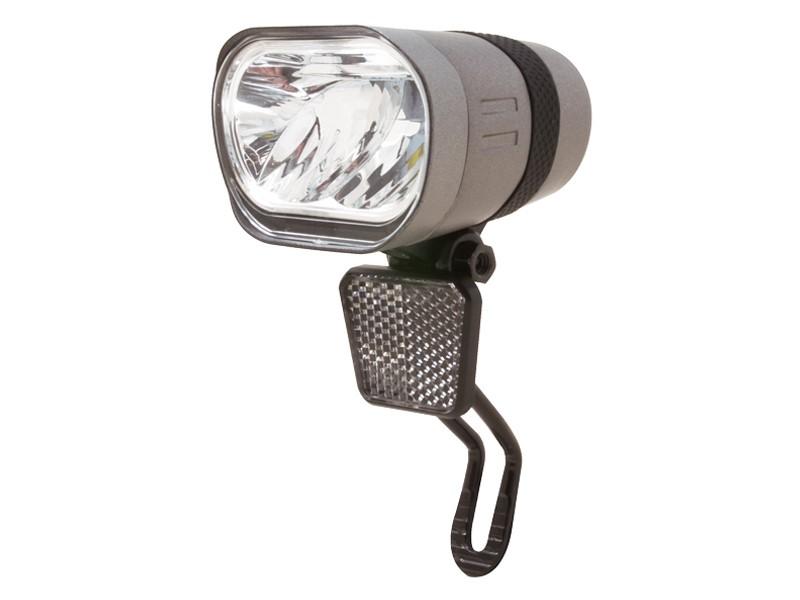 Lampka przednia SPANNINGA AXENDO 60 XE 60luxów/300 lumenów do rowerów e-bike 6-36VDC