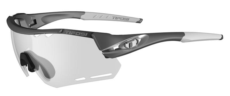 Okulary TIFOSI ALLIANT FOTOTEC gunmetal (1szkło Light Night FOTOCHROM 75,9%-27,7% transmisja światła) (NEW)