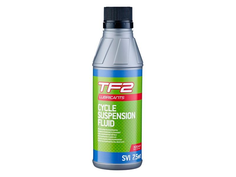 Olej do amortyzatora WELDTITE TF2 CYCLE SUSPENSION FLUID 7.5W 500ml
