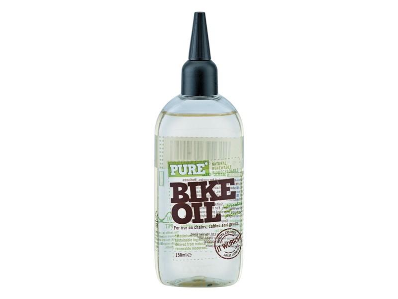 Olej do łańcucha WELDTITE PURE BIKE OIL ALL WEATHER (warunki suche i mokre) 150ml
