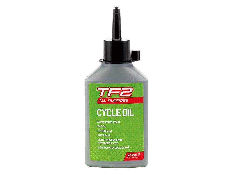 Olej do łańcucha WELDTITE TF2 CYCLE OIL ALL WEATHER (warunki suche i mokre) 125ml