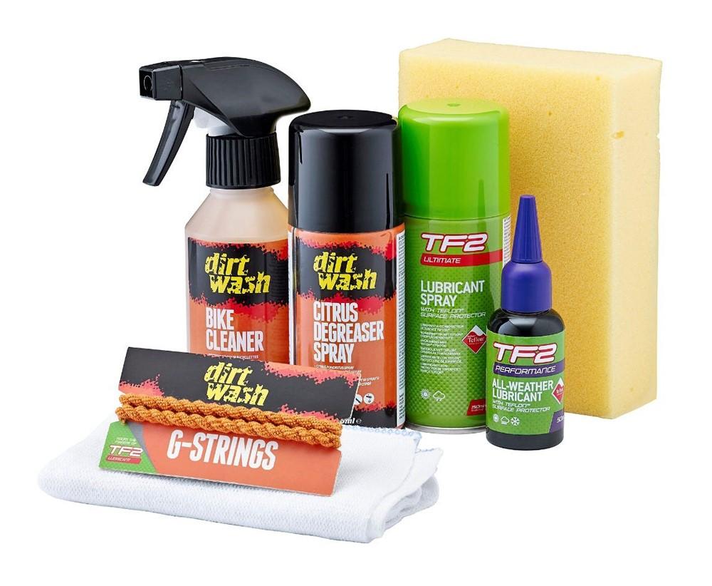 Zestaw do czyszczenia WELDTITE DIRTWASH PIT STOP CLEANING KIT