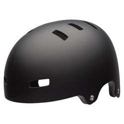 Kask bmx BELL LOCAL matte black roz. M (55–59 cm) (NEW)