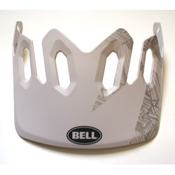 Daszek BELL SUPER white silver (NEW)