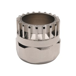 Nasada do wkładu suportu WELDTITE CYCLO Bottom Bracket Cartridge Tool - Shimano Fit