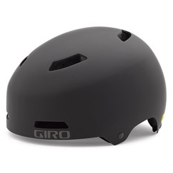 Kask bmx GIRO QUARTER FS INTEGRATED MIPS matte black roz. M (55-59 cm) (NEW)
