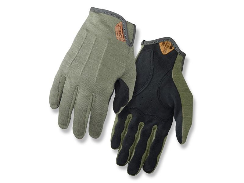8d263e754ef0e6 Rękawiczki męskie GIRO D'WOOL długi palec mil spec olive roz. M (obwód