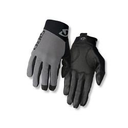 e2178aa8536785 Rękawiczki męskie GIRO RIVET II długi palec titanium black roz. M (obwód  dłoni 203