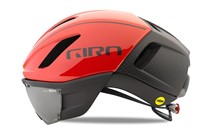 Kask czasowy GIRO VANQUISH INTEGRATED MIPS matte bright red roz. L (59-63 cm) (NEW)