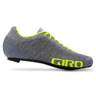 Buty męskie GIRO EMPIRE E70 KNIT grey heather highlight yellow roz.43,5 (NEW)