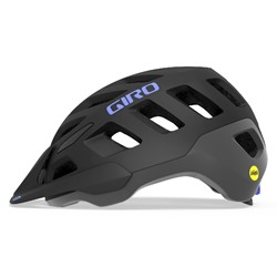 Kask mtb GIRO RADIX W matte black electric purple roz. M (55-59 cm) (NEW)